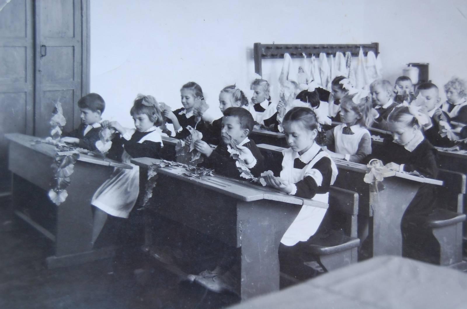 Фото дети в школе ссср