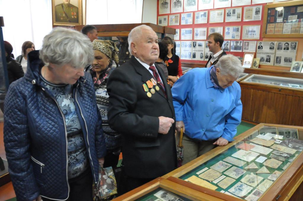 музей ст барсуковской фото моу сош 6
